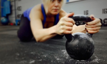 5 or 10 Classes at Precision Kettlebells (Up to 72% Off)