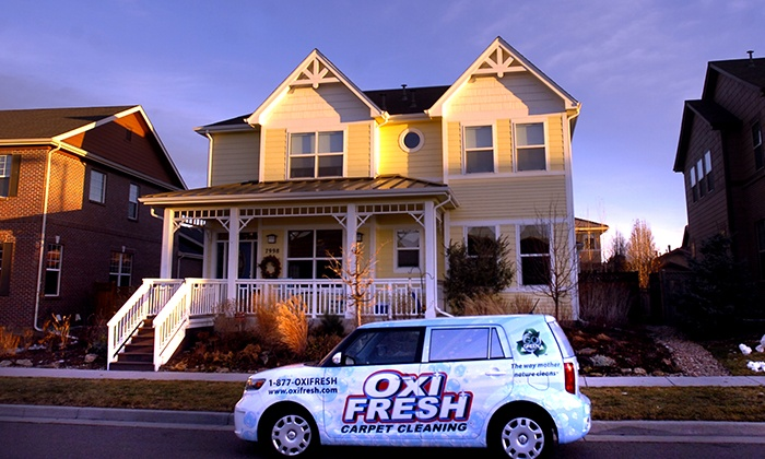 Carpet Or Upholstery Cleaning Oxi Fresh Carpet Cleaning Groupon
