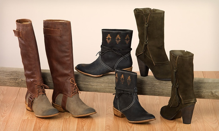 Kensie Women's Boots: Kensie Women's Boots (63% Off). Seven Styles Available in Multiple Sizes. Free Shipping and Free Returns.