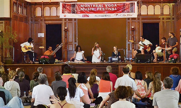 Montreal Chant Festival - Ottawa: One or Two Tickets to the Montreal Chant Festival on Saturday June 4 (51% Off)