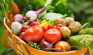 Blooms and Berries Farm Market:  $17 for a DIY Starter Vegetable Gardening Kit from Blooms and Berries Farm Market ($30.25 Value)