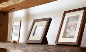 Frame It to a T: $35 for $100 Toward Custom Framing Services at Frame It to a T