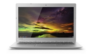 "Toshiba 13.3"" Chromebook 2 Laptop With Full Hd Display And 4gb Ram (manufacturer Refurbished)"