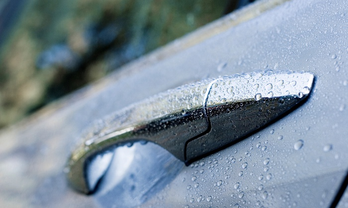 Quiet Waters Exxon - Annapolis: Two, Four, or Six Premium Car Washes at Quiet Waters Exxon (Up to 54% Off)