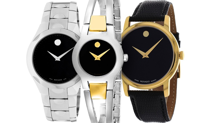 Movado Watches for Men and Women ... f73979383a9b