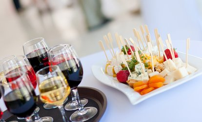 image for Meat and Cheese Plate for Two and Two Flights of Five Wine Tastings at Emanar Cellars (Up to 52% Off)