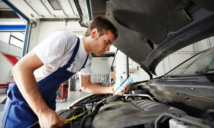 Faulkner Ciocca VW - South Side: One or Three Oil Changes or an Oil Change with New Windshield Wipers Blades at Faulkner Ciocca VW (Up to 70% Off)