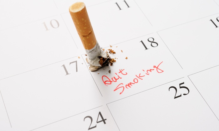 Smoke Free 4 Life - Multiple Locations: C$297 for Stop Smoking Program at Smoke Free 4 Life