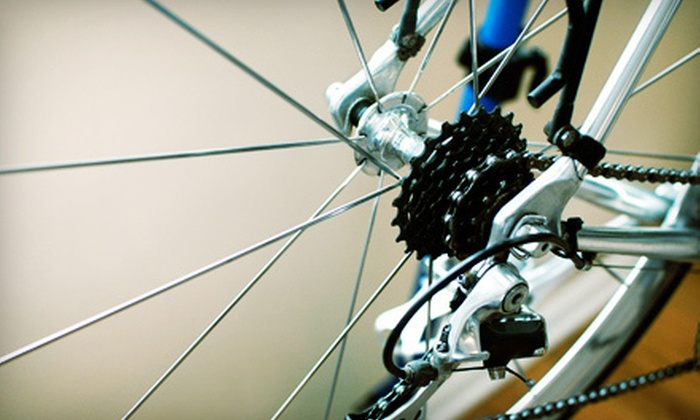 Dan's Bike Shop - Berwyn: $39 for a Complete Bike Tune-Up at Dan's Bike Shop ($90 Value)