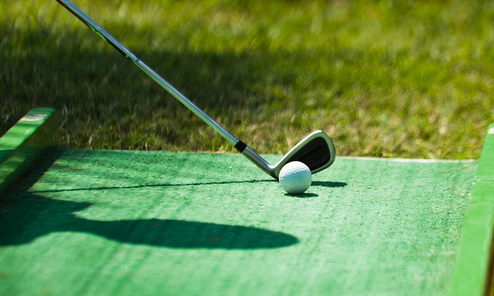 Capital Golf Center - Wake Forest: Mini Golf for Two or Four at Capital Golf Center (Up to 46% Off)