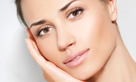 AntiAging Facial with a Scalp and Facial Massage from Arcadia Salon & Day Spa (48% Off)