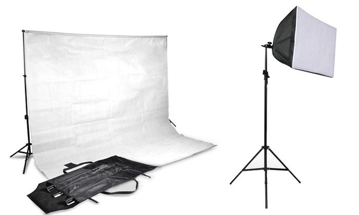 Accessori per studio fotografico groupon goods