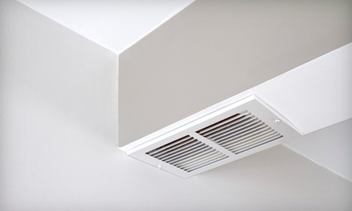 Quality Air - Fort Wayne: Air-Duct Cleaning for Up to 12 Vents or Air-Duct Cleaning and Dryer-Vent Cleaning from Quality Air (Up to 86% Off)