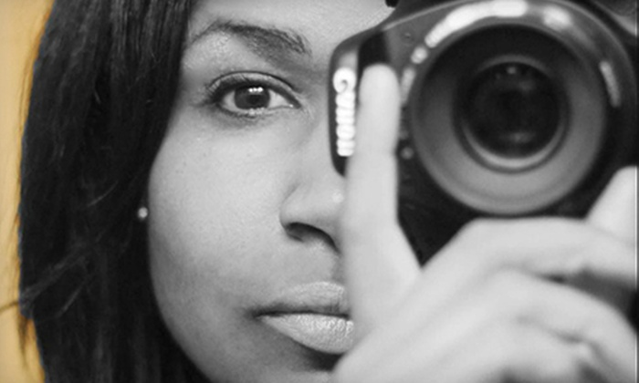 CKG*Inspired Videography & Photography - Raleigh / Durham: $45 for a One-Hour On-Location Photo Shoot and Digital Images from CKG*Inspired Videography & Photography ($175 Value)
