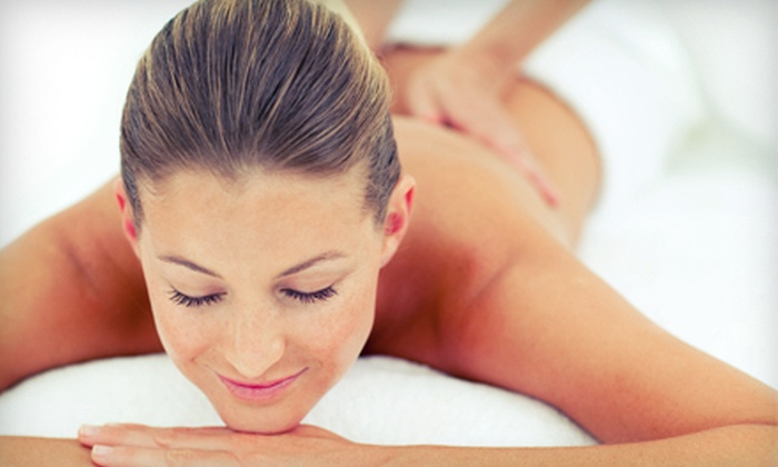 Executive Massage Center - Oak Forest - Garden Oaks: One, Two, Four, or Six One-Hour Swedish Massages at Executive Massage Center (Up to 60% Off)