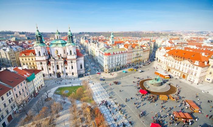 Panorama Hotel Prague - Panorama Hotel Prague: Praga: 2-4 dni dla 2 osób ze śniadaniami oraz nielimitowanym dostępem do spa w Hotelu Panorama Prague 4*