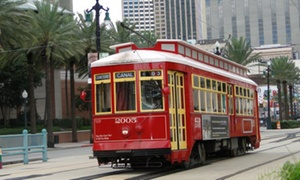 New Orleans City Tour for One, Two, or Four from Adventures in New Orleans (Up to 46% Off)
