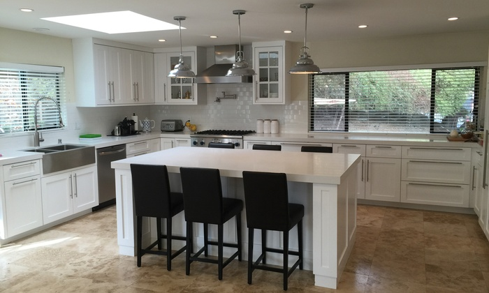US Home Developers - Los Angeles: Custom Kitchen or Bathroom Design with 3D Renderings from US Home Developers (96%Off)