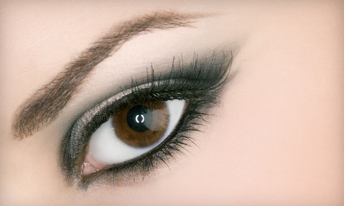 Salon Zen - Larsh - Miller: One or Three Eyebrow-Threading Sessions at Salon Zen in Norman (Half Off)
