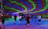 The Rave Run 5K - Valleyfair: $25 for Nighttime-5K Light Show Entry for One, Glow Gear, and After Party from The Rave Run on May 10 (Up to $60 Value)