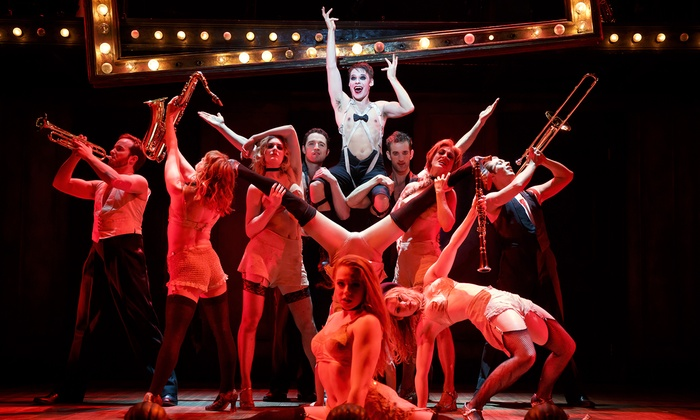 """""""Cabaret"""" - Pantages Theatre: Presale: """"Cabaret"""" Directed by Sam Mendes and Rob Marshall (July 19—August 7)"""