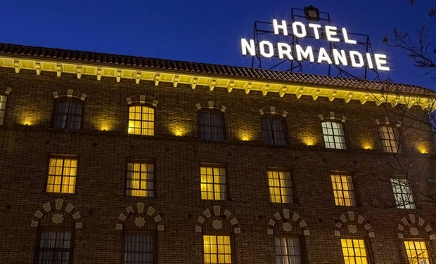 Hotel Normandie Groupon
