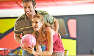 Classic Lanes Fox Valley: $29 for Bowling with Shoes, Drinks, and Pizza for Four at Classic Lanes Fox Valley ($59 Value)