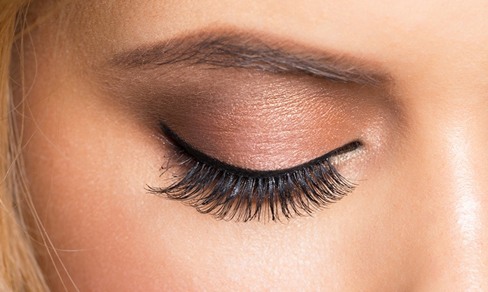 A New You - A New You: Full Set of Eyelash Extensions with Optional Fill at A New You (Up to 66% Off)