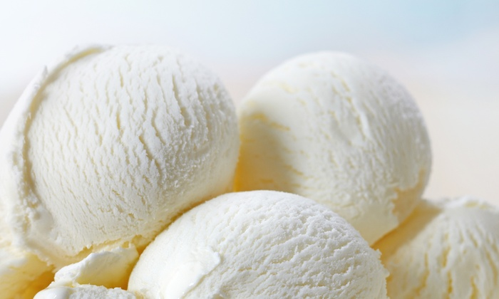 Mission Hill Creamery - Downtown Santa Cruz: $13 for Ice Cream at Mission Hill Creamery ($25 Value)