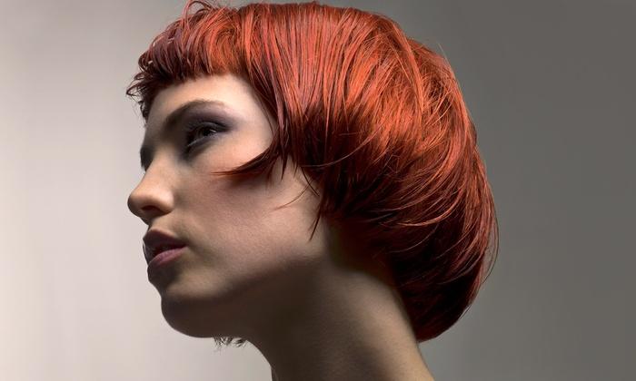 Haircut packages adagio hair studio groupon for Adagio beauty salon