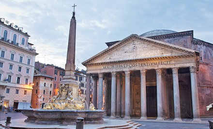 ✈ Rome and Venice: 4 or 6 Nights at a Choice of Hotels with Return Flights and Train Ticket*