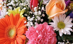 Happy Colors UAE: Vouchers to Spend on Floral Arrangements at Happy Colors (Up to 56% Off)