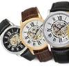 Stuhrling Men's Skeleton Automatic Watch