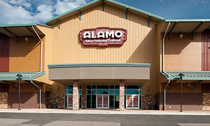 Alamo Drafthouse Cinema - Alamo Drafthouse Cinema - Littleton: $5 for a General Admission Movie Ticket at Alamo Drafthouse Cinema (Up to a $10.50 Value)