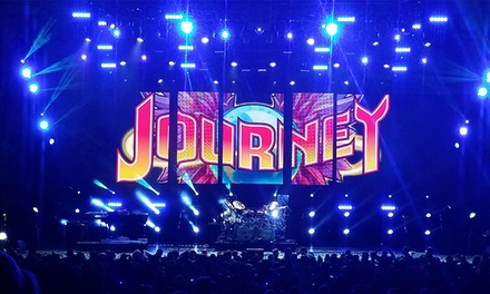 Journey at SaskTel Centre on Wednesday, July 22 (Up to 45% Off)