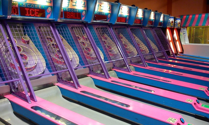 Joker's Family Fun and Games - Westbrook: $14 for $26 Worth of Games, Attractions, and Snacks at Joker's Family Fun and Games