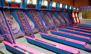 Joker's Fun and Games: $14 for $26 Worth of Games, Attractions, and Snacks at Joker's Family Fun and Games