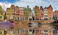 Amsterdam: 3 or 4 Nights DFDS Mini Cruise and Stay at Corendon Vitality*