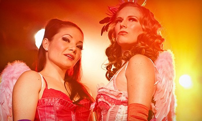 """Blush"" by Les Coquettes Cabaret Burlesque - Revival: $9 for ""Blush"" by Les Coquettes Cabaret Burlesque at Revival on February 14 at 7 p.m. or 10 p.m. (Up to $17.50 Value)"
