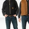 Skechers Men's Canvas Quilt-Lined Vest