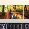 3-Panel Triptych Contemporary Photography Prints