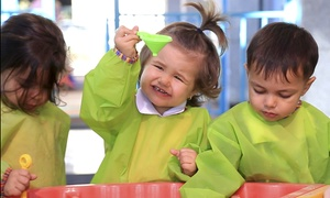 Chubby Cheeks Nursery: One-Month Children's Afternoon Classes at Chubby Cheeks Nursery, Multiple Locations (Up to 55% Off)