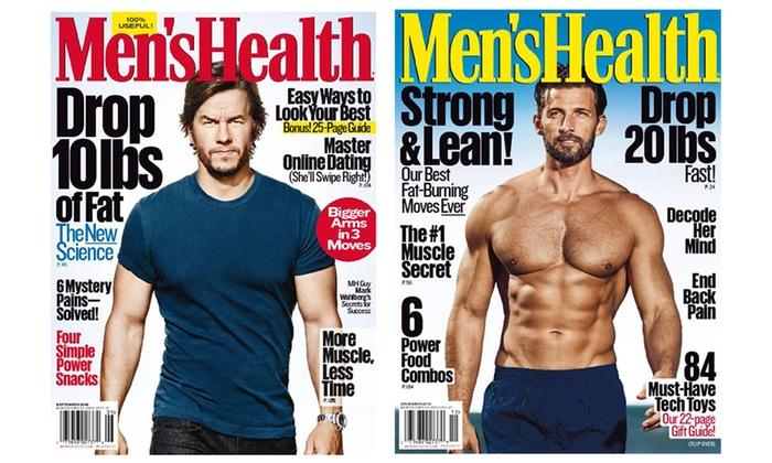Men's Health Subscriptions