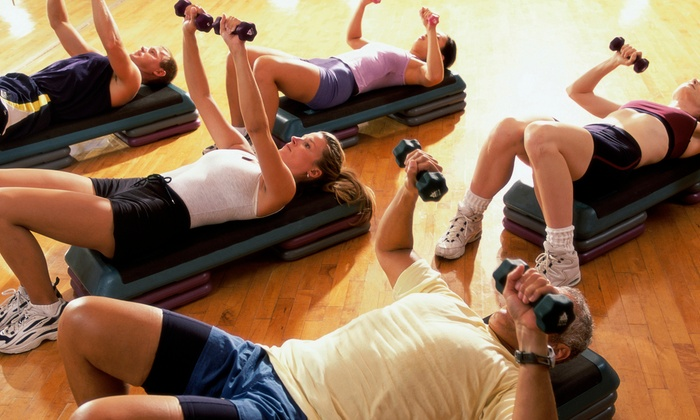 Sierra Athletic Club - Fresno: 30- or 60-Day Pass to Sierra Athletic Club (Up to 79% Off)