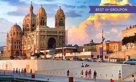 Marseille : 1 à 3 nuits avec accès sauna et salle fitness, petits déjeuners en option à la résidence Hipark pour 2 pers.