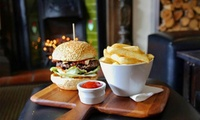 $20 for $40 to Spend on Food at The Paddington, Parnell