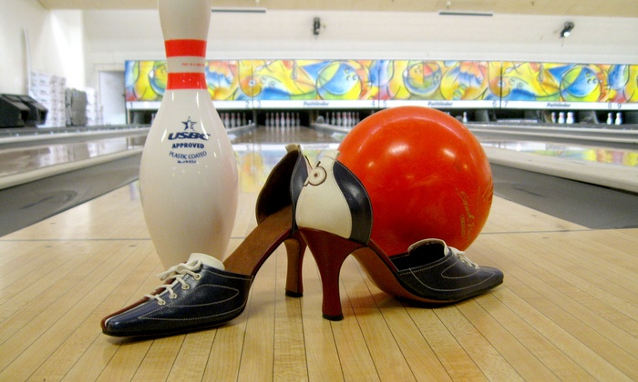 Albany Bowl - Albany: $16.50 for Bowling and Shoe Rental for Two at Albany Bowl (Up to $30 Value)