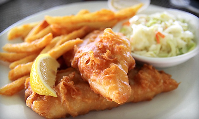 Centennial Beach Cafe - Delta: $10 for $20 Worth of Modern Beach Cuisine at Centennial Beach Cafe