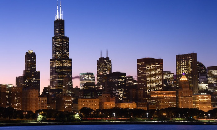 null - Chicago: Stay for Two with Daily Breakfast at The Silversmith Hotel & Suites in Chicago