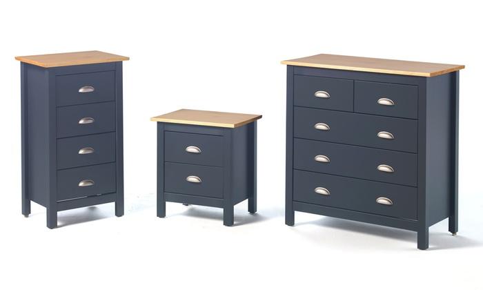 Jade solid pine bedroom furniture groupon goods for Best deals on bedroom furniture